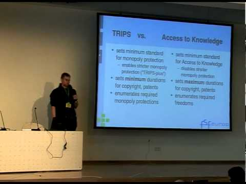 22C3 access to knowledge (2/4)