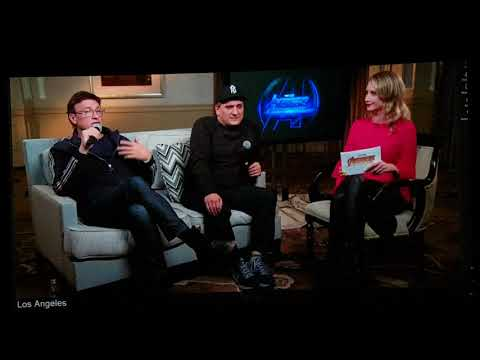 Infinity War Q&A with the Russo Brothers, 12 May 2018