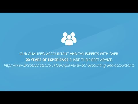 Quickfile online accounting and bookkeeping software review