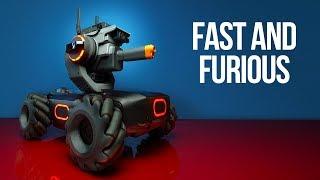 FPV Robot —DJI Robomaster S1