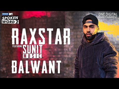 Thumbnail: Balwant | Raxstar | Sunit Music | Official Music Video | Panasonic Mobile MTV Spoken Word 2