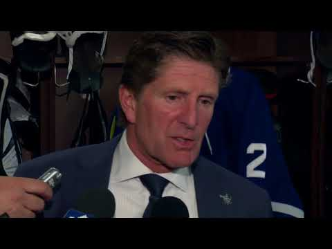 Mike Babcock - July 1, 2018