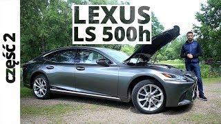 Lexus LS 500h 3.5 V6 Hybrid 359 KM, 2018 - techniczna część testu #401 thumbnail