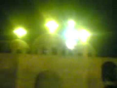 St.Virgin Mary Apparition in Coptic Orthodox Church in Warraq-Cairo-Egypt 10-12-2009-Part 1