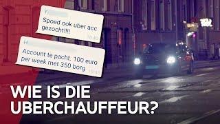 Reportage: De schimmige handel in Uber-accounts