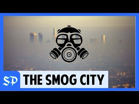 How LA Became The Smoggiest City In The US
