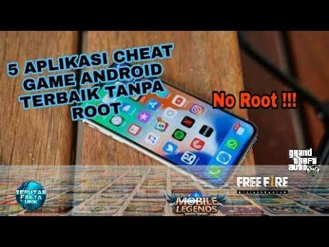 5 Aplikasi Cheat Game Android Terbaik Tanpa Root!! Perlu Dicoba