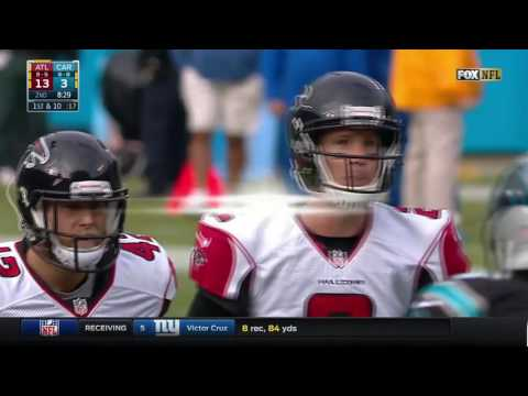 Matt Ryan is Unstoppable on Falcons TD Drive! | Falcons vs. Panthers | NFL Week 16 Highlights