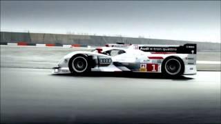 Audi - Vorsprung durch Technik quattro Werbung