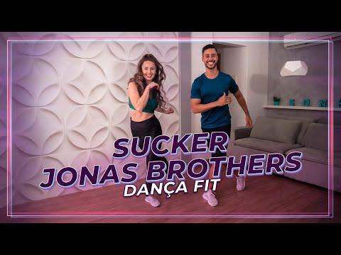 DANÇA FIT JONAS BROTHER - SUCKER | Playdance Fit