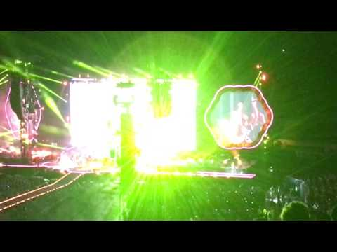 Coldplay - Soldier Field Chicago - 24th July 2016