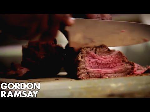 Prisoners Cook Haute Cuisine - Gordon Behind Bars