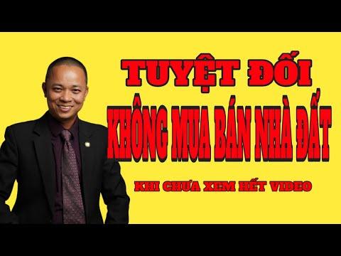 Tuyệt đối không mua nhà đất nếu như chưa xem hết video này I Phạm Văn Nam