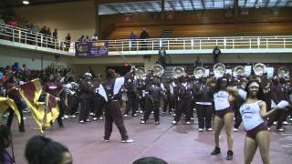 Alabama A&M University Band 2011 - Ricky Smiley Morning Show