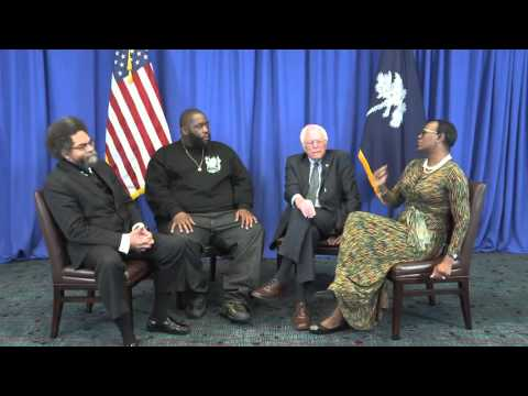 Cornel West, Killer Mike, Bernie Sanders and Nina Turner discuss Martin Luther King Jr.'s legacy.