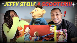 "SML Movie ""Jeffy's Scooter!"" REACTION!!!"