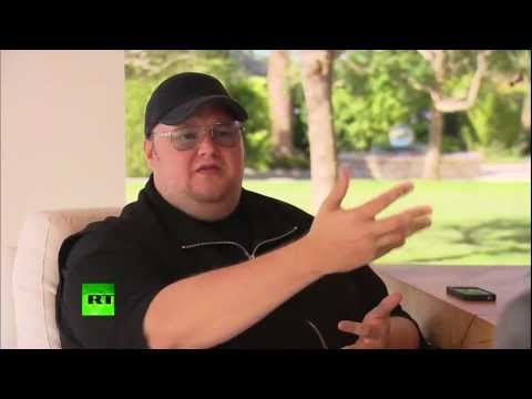 Kim Dotcom: 'I want to encrypt half of Internet, total govt spying must stop!'