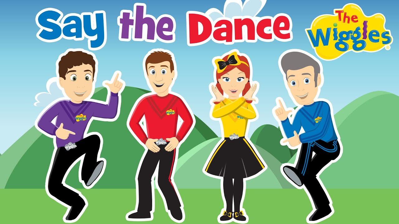 Wiggles Videos The Wiggles: Say the D...