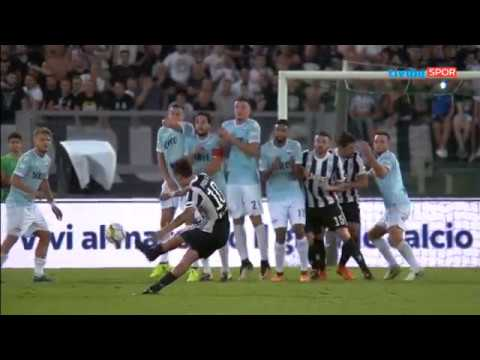Juventus - Lazio 1-2 (Paulo Dybala) İtalya Süper Kupa