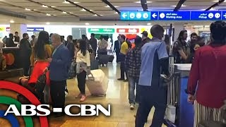 Pinoy sa UAE nagpositibo sa novel coronavirus | TV Patrol