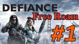 Defiance - Free Roam Fun Time (Part 1) - Hellbug Arkfall