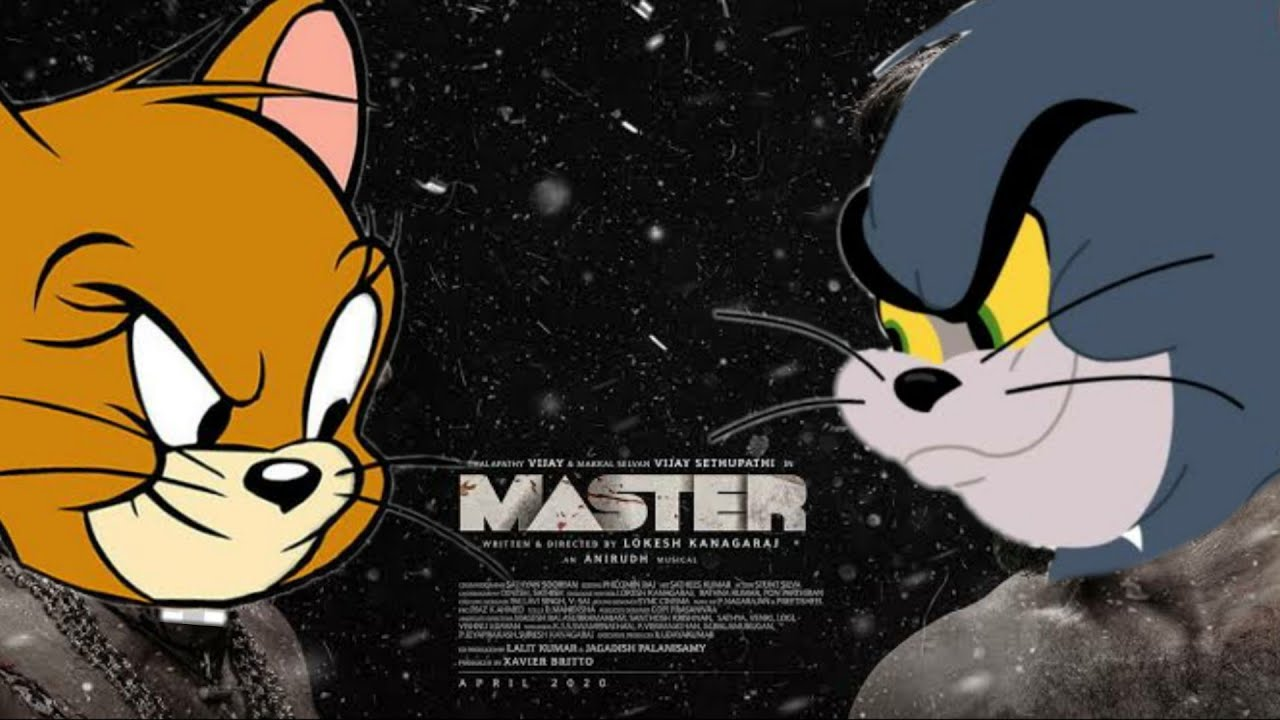 Master Teaser -Tom and Jerry Version