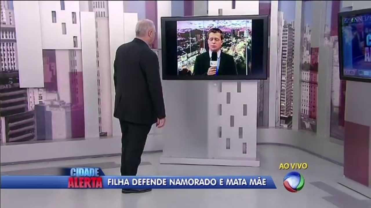 alexandre pereira ao vivo na tv record marcelo rezende cidade alerta youtube