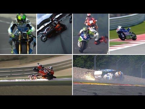 Track action 2013 - Biggest Moto2™ crashes