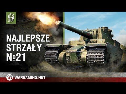 Najlepsze strzały №21 [World of Tanks Polska]