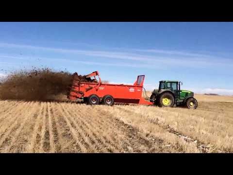 KUHN KNIGHT PS160 VERICAL SPREADER