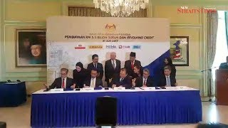 PR1MA inks agreement to raise RM5b for projects nationwide