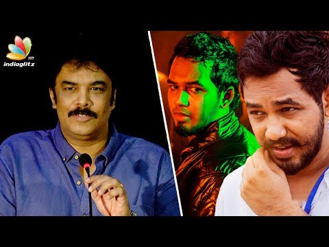 Clubla Mabula Hip Hop Song Helped Aadhi's Entry To Kollywood : Sundar C Speech | Meesaya Murukku
