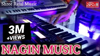 NAGIN MUSIC Instrumental Cover  - Roland Xps-30-Keybord And Octapad-SPD-SX