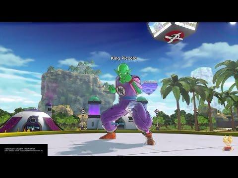 How to create King Piccolo | Dragon Ball Xenoverse 2