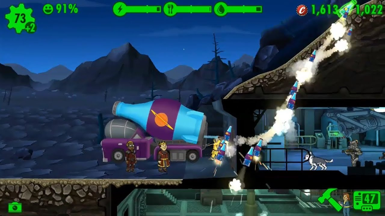 how to get nuka cola quantum in fallout shelter