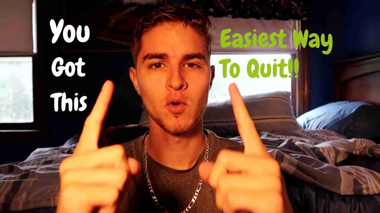 How To Quit The JUUL!!