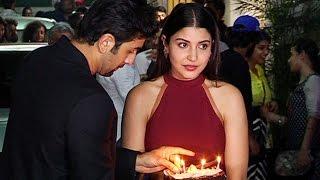 Anushka Sharma's Awesome Birthday Celebration With Bombay Velvet Starcast!