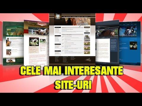 TOP 5 CELE MAI INTERESANTE SITE-URI