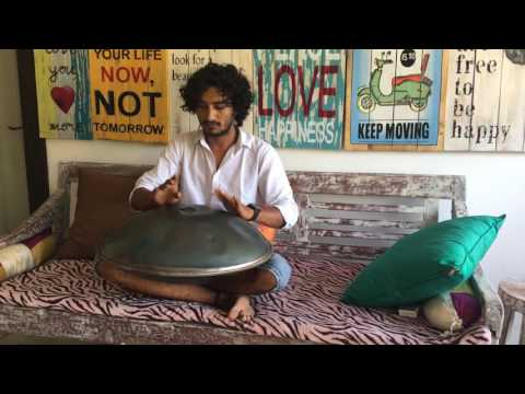 Indian Musician Baba Kutani is back!