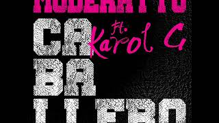 Moderatto Ft. Karol G - Caballero (Radio) [Single]