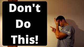 Don't do these 8 things at a gun store...!