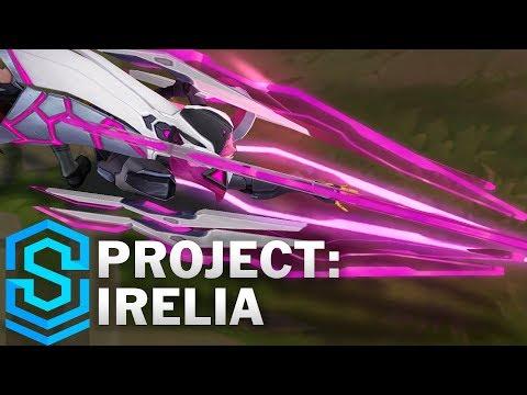 PROJECT: Irelia Skin Spotlight - Pre-Release - League of Legends