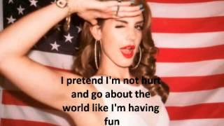 Lana Del Rey-Body Electric lyrics