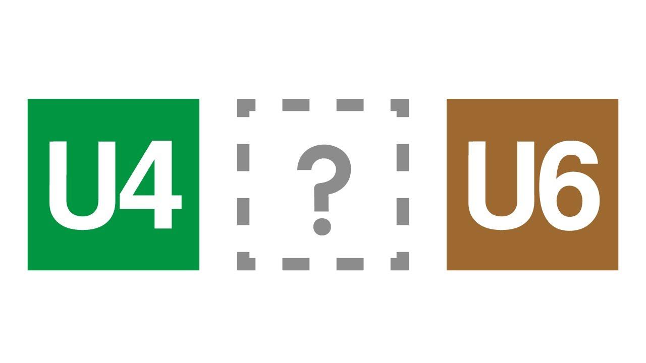 Wo bleibt de U5?