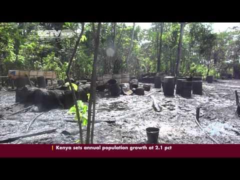 Nigeria oil theft
