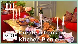 So Erstellen Sie eine Pariser Küche Picknick — Marc J. Sievers