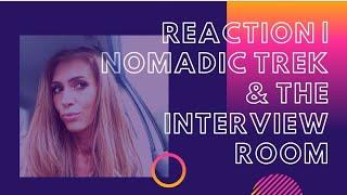 Reaction | Nomadic Trek & The Interview Room | Profiling & #BrianLaundrie