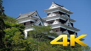 Ozu Castle - Ehime - 大洲城 - 4K Ultra HD