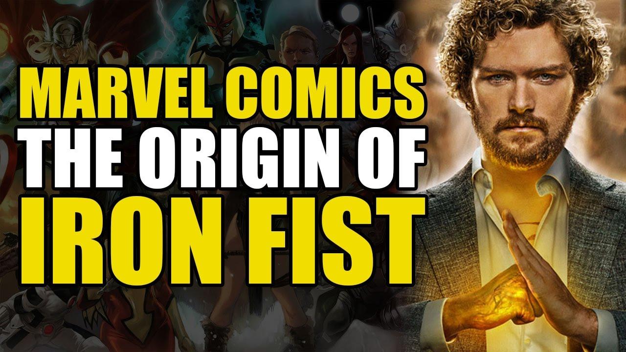 Origin Of Iron ~ The origin of iron fist danny rand immortal