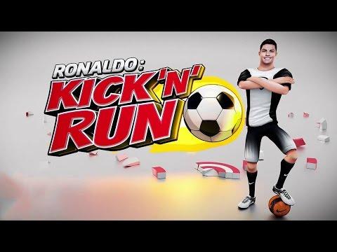 Cristiano Ronaldo: Kick'n'Run (by Hugo Games A/S) Android Gameplay [HD]